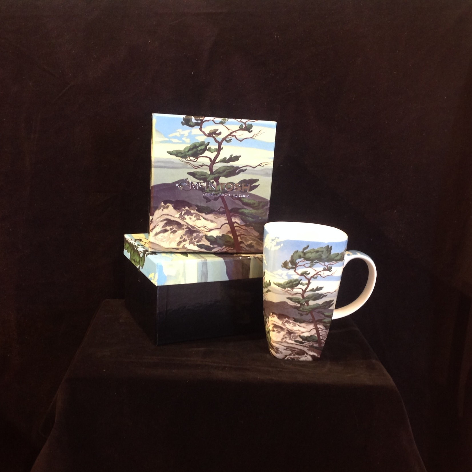 Casson White Pine Mug