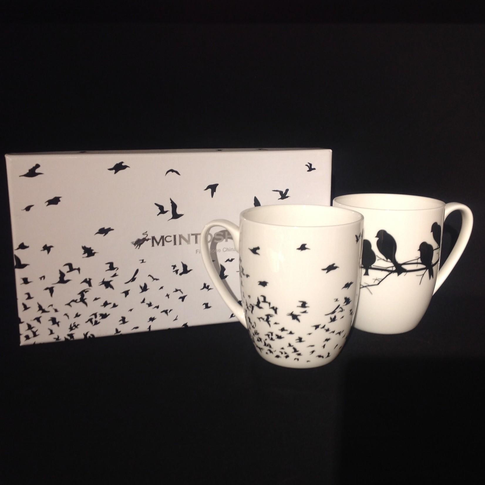 Bird Silhouette (Set of 2)