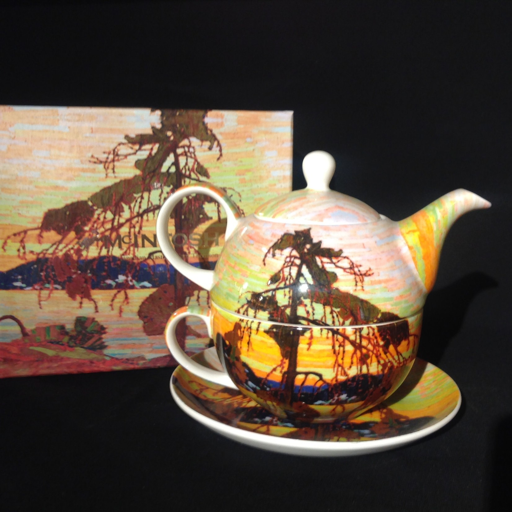 Tom Thomson Tea For One
