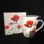 Poppies Tea Mug