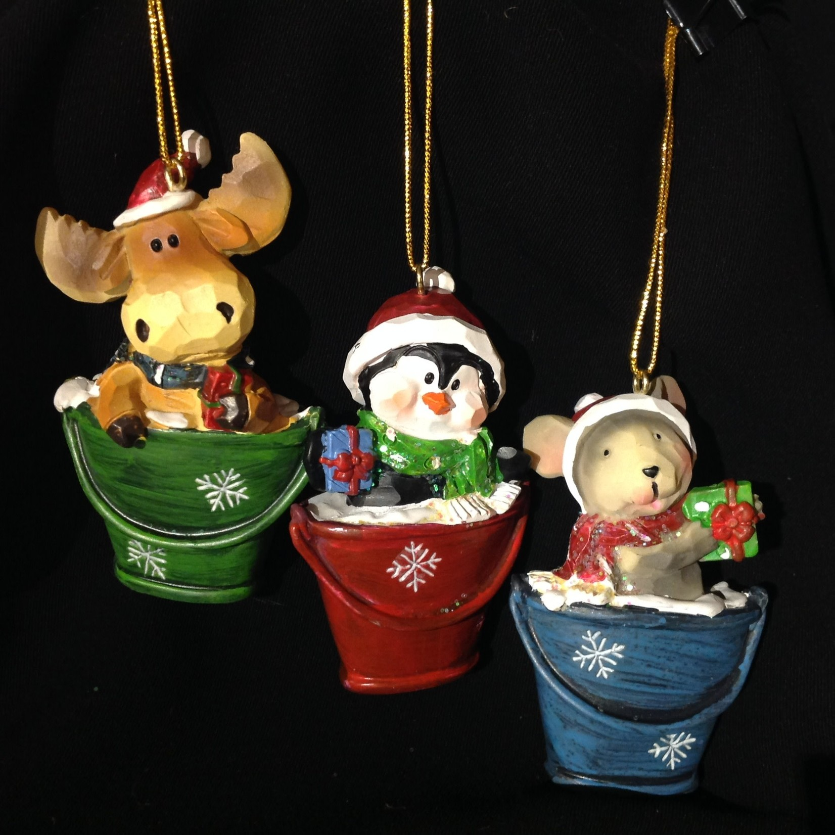 Animals in Pail 2A (no more moose)