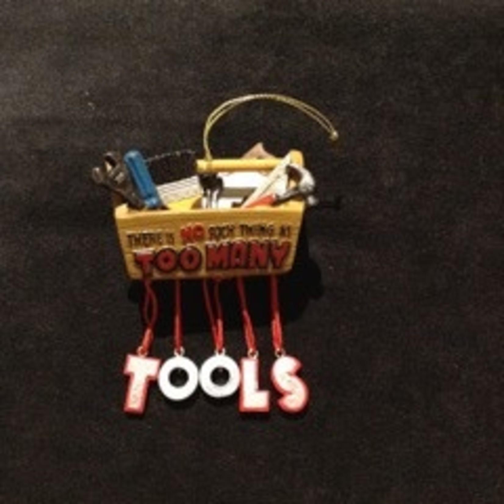 Tool Box Ornament
