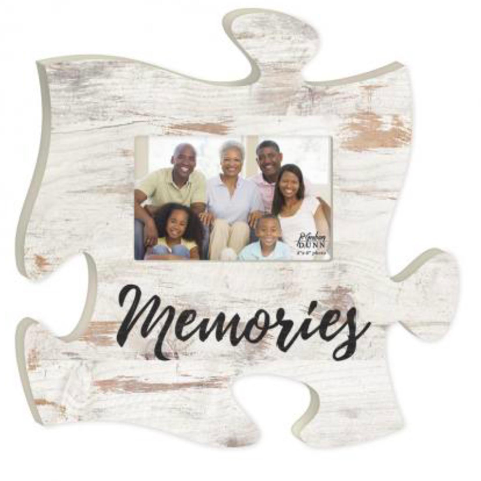 Puzzle - Memories - White