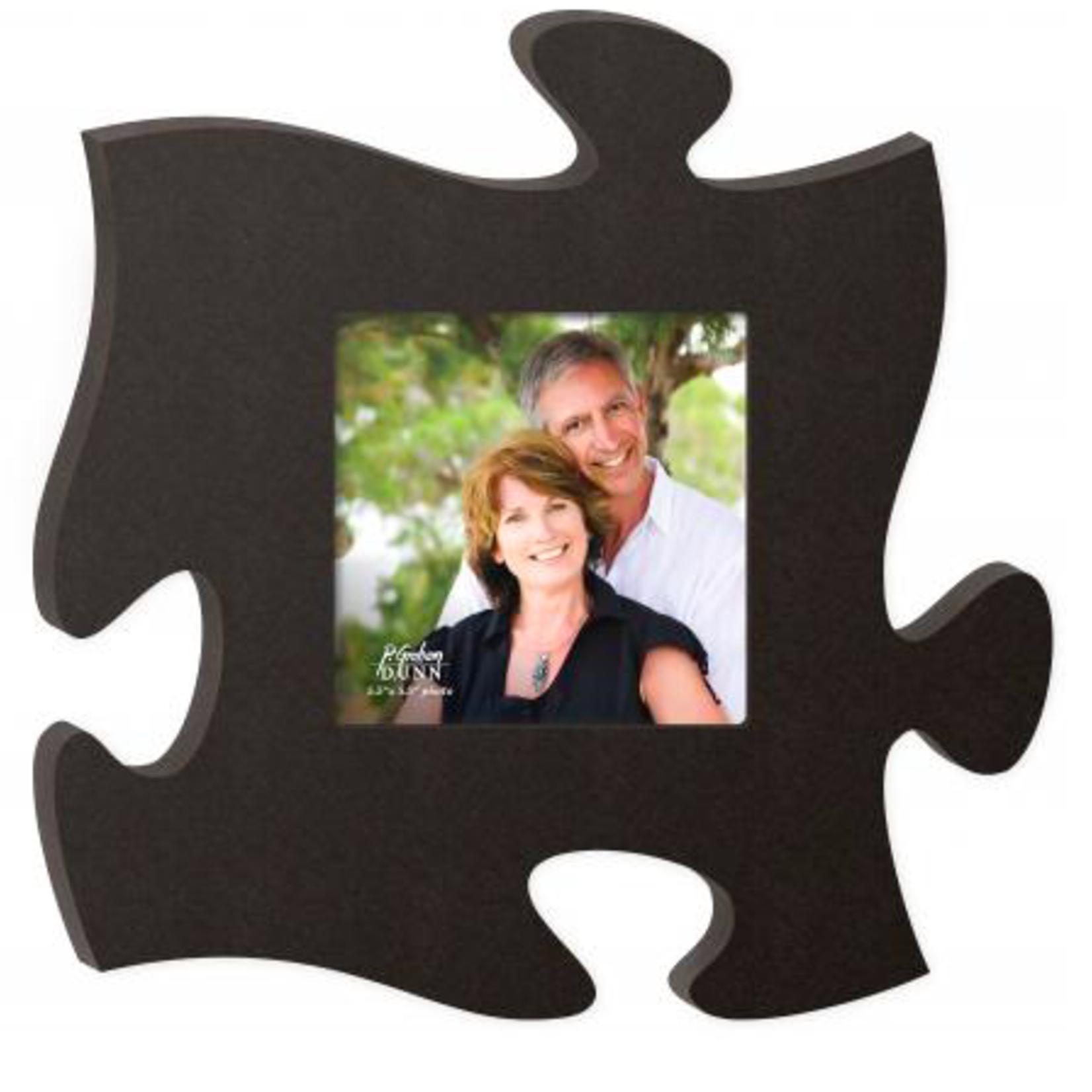 Puzzle - Black Plain