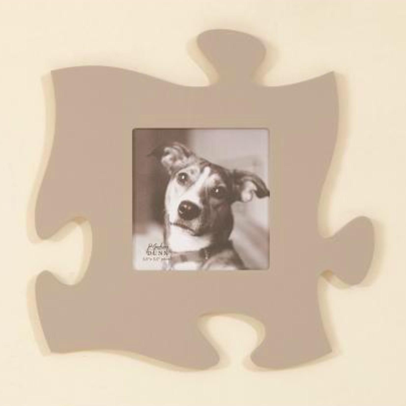 Puzzle - Light Gray Plain