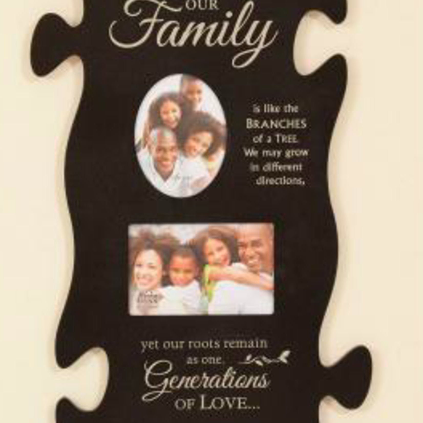 Puzzle - Our Family... Generations of Love