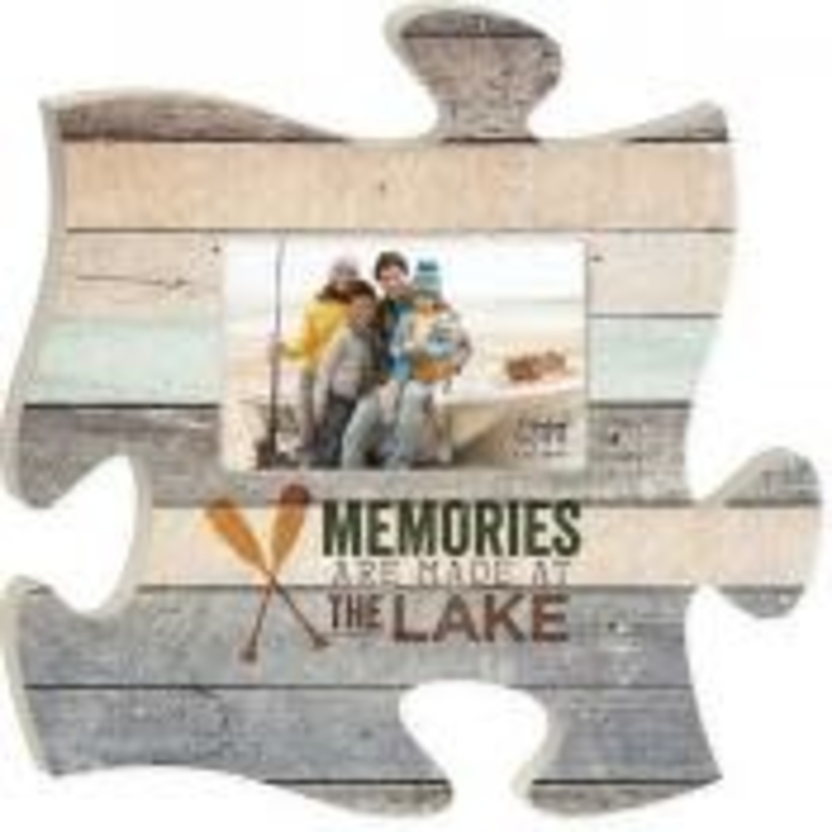 Puzzle - Memories Are Made At The Lake