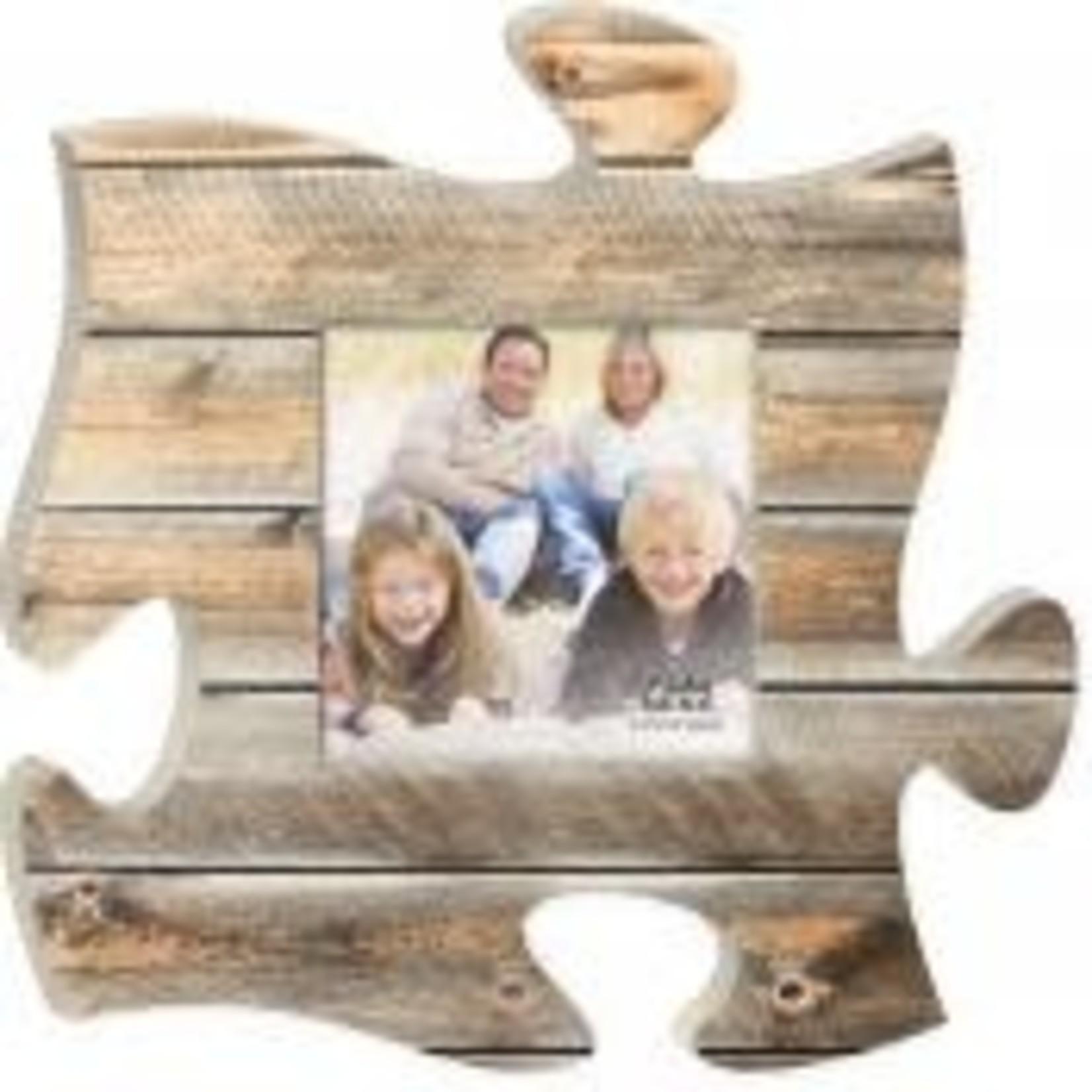 Puzzle - Natural wood