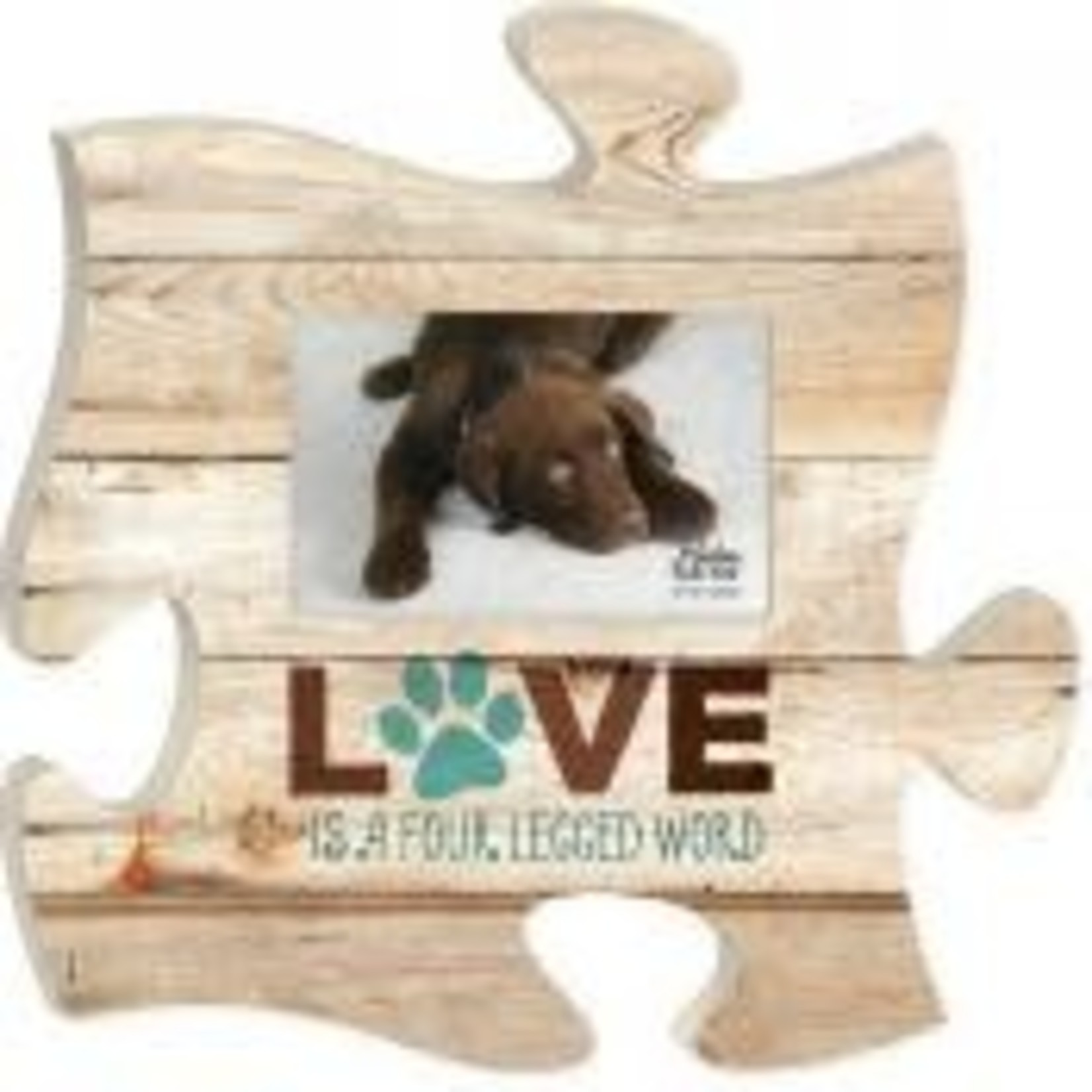 Puzzle - Love Is 4-Legged