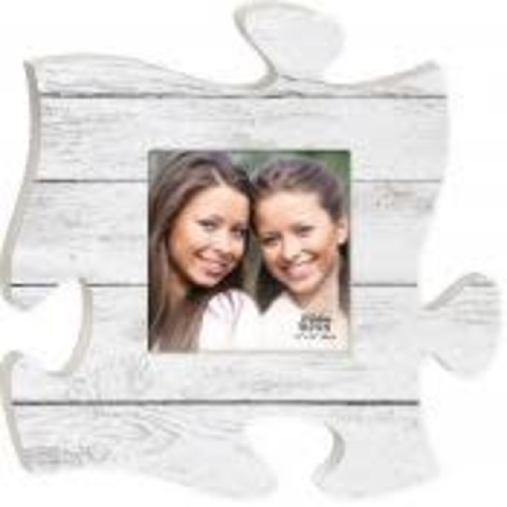 Puzzle - White Natural
