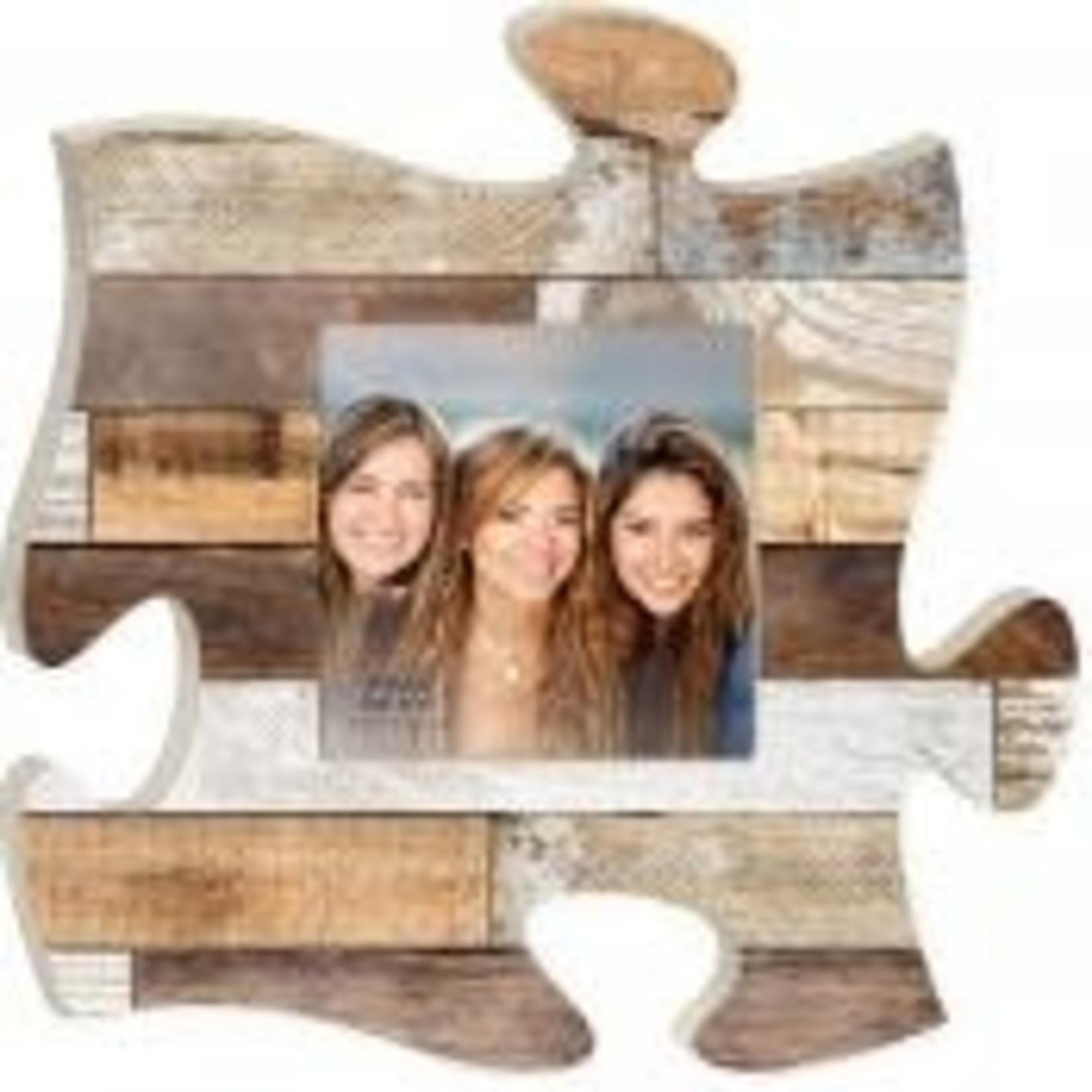 Puzzle - Multicolour Wood