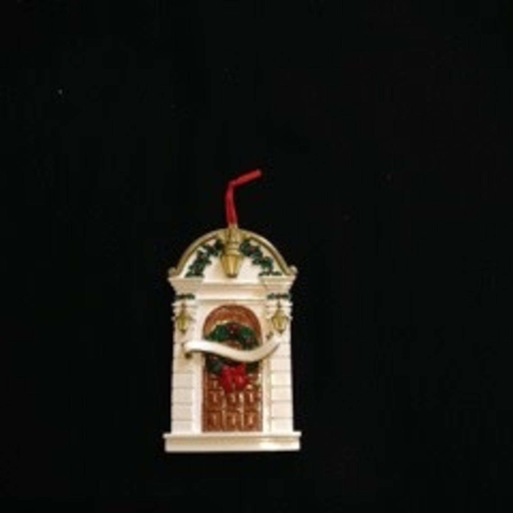 Holly Door Ornament