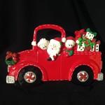 **TT Santa's Truck Family - 3