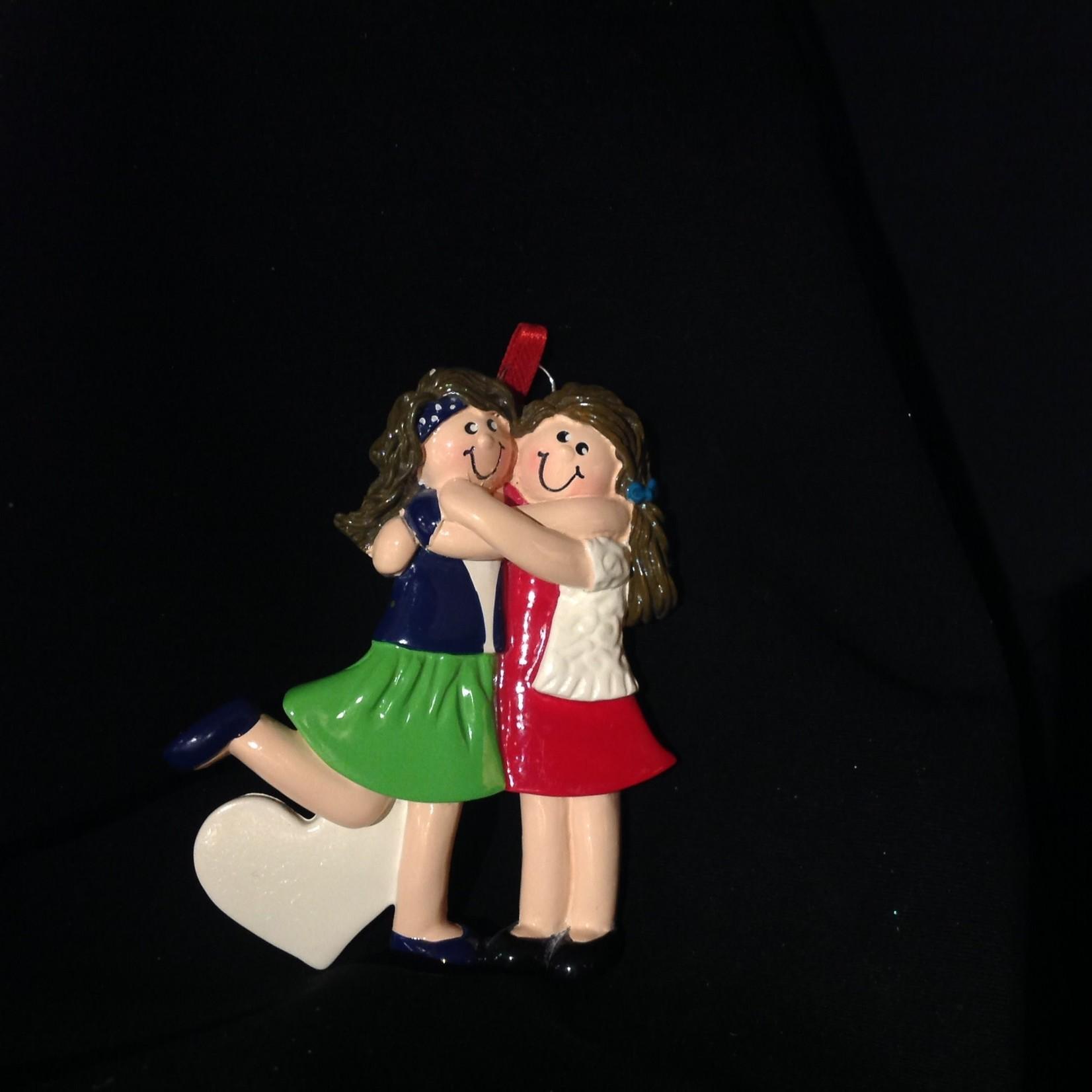 Friendship Ornament