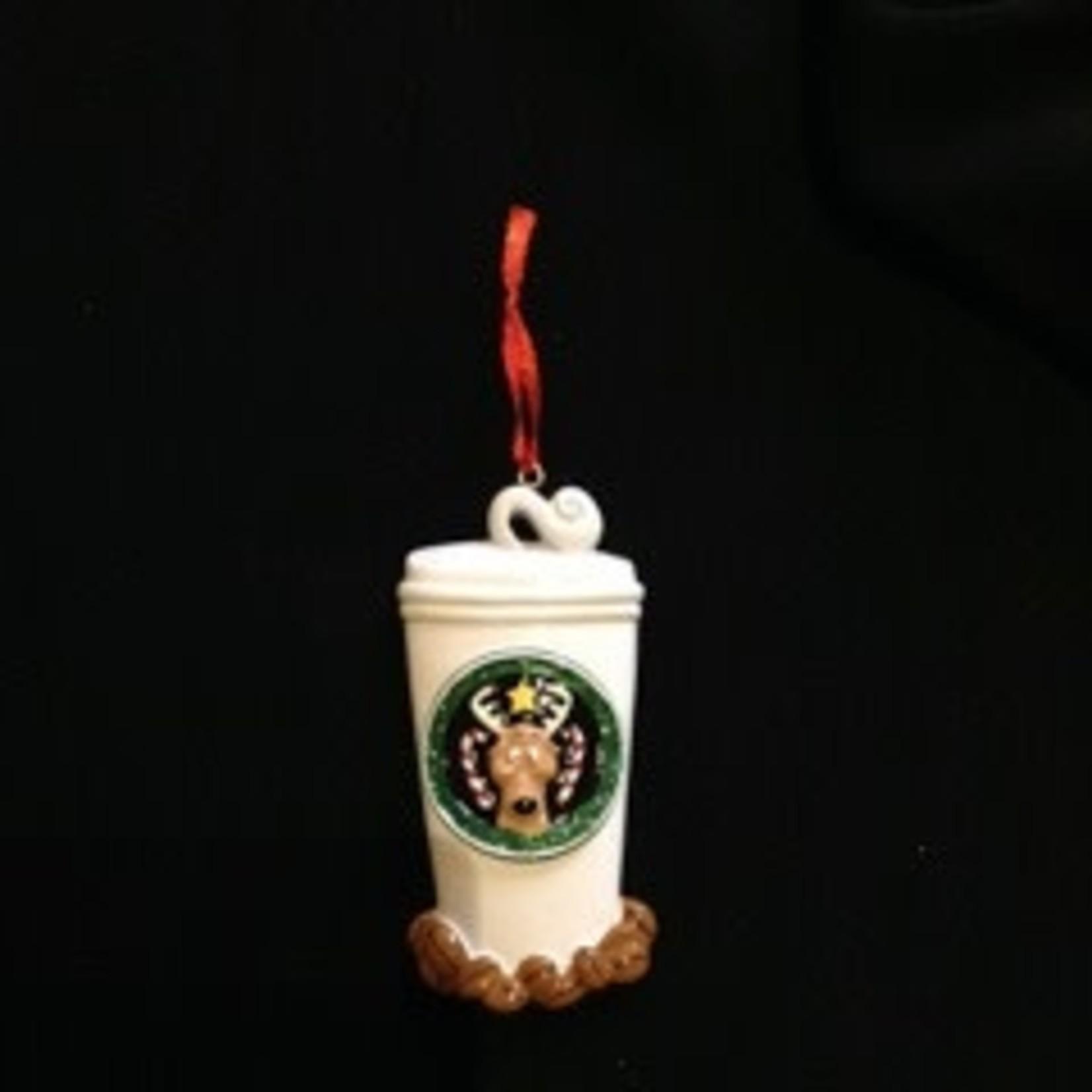 Coffee Lover Ornament