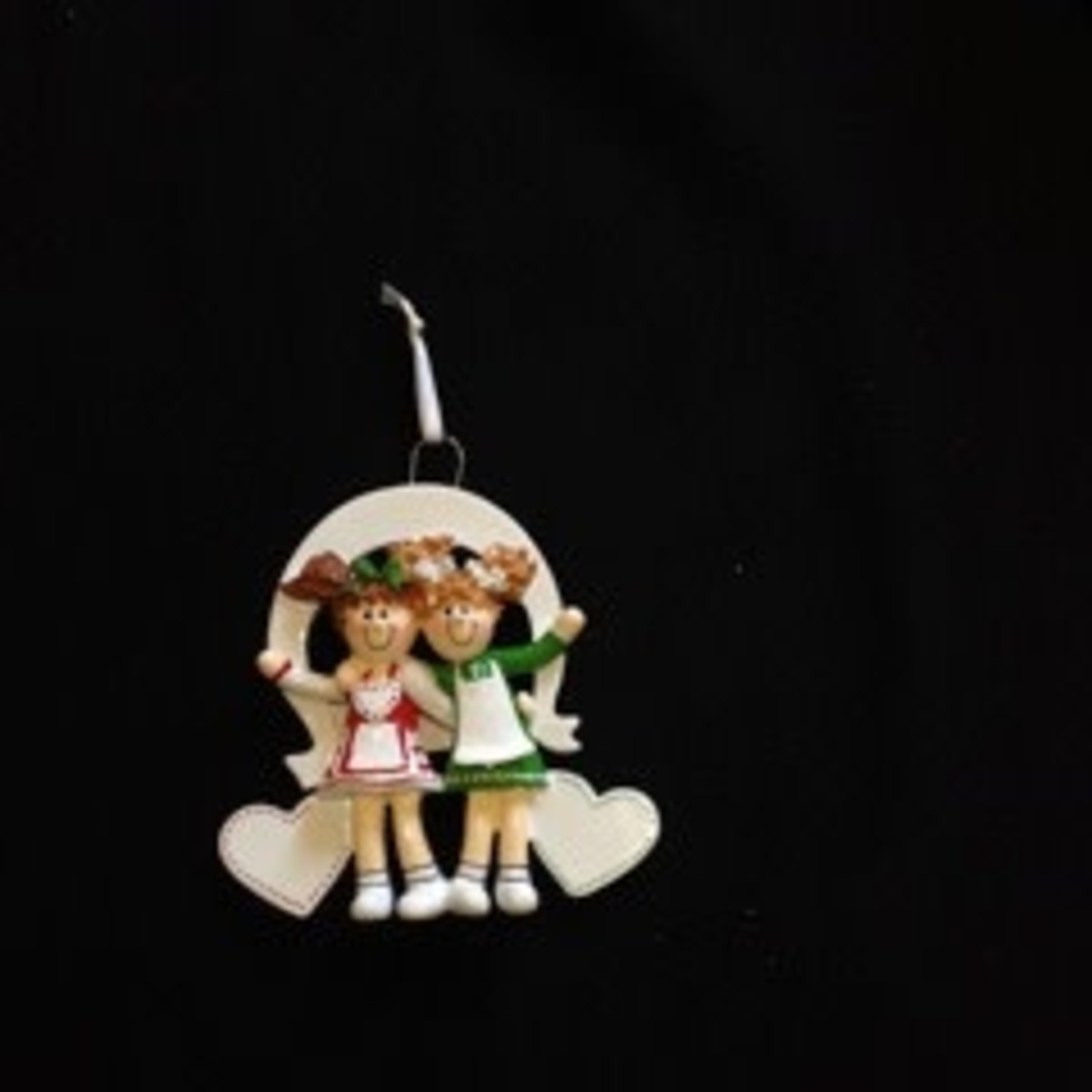 Friends / Sisters - 2 Ornament
