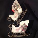 Sleigh Ornament 2A