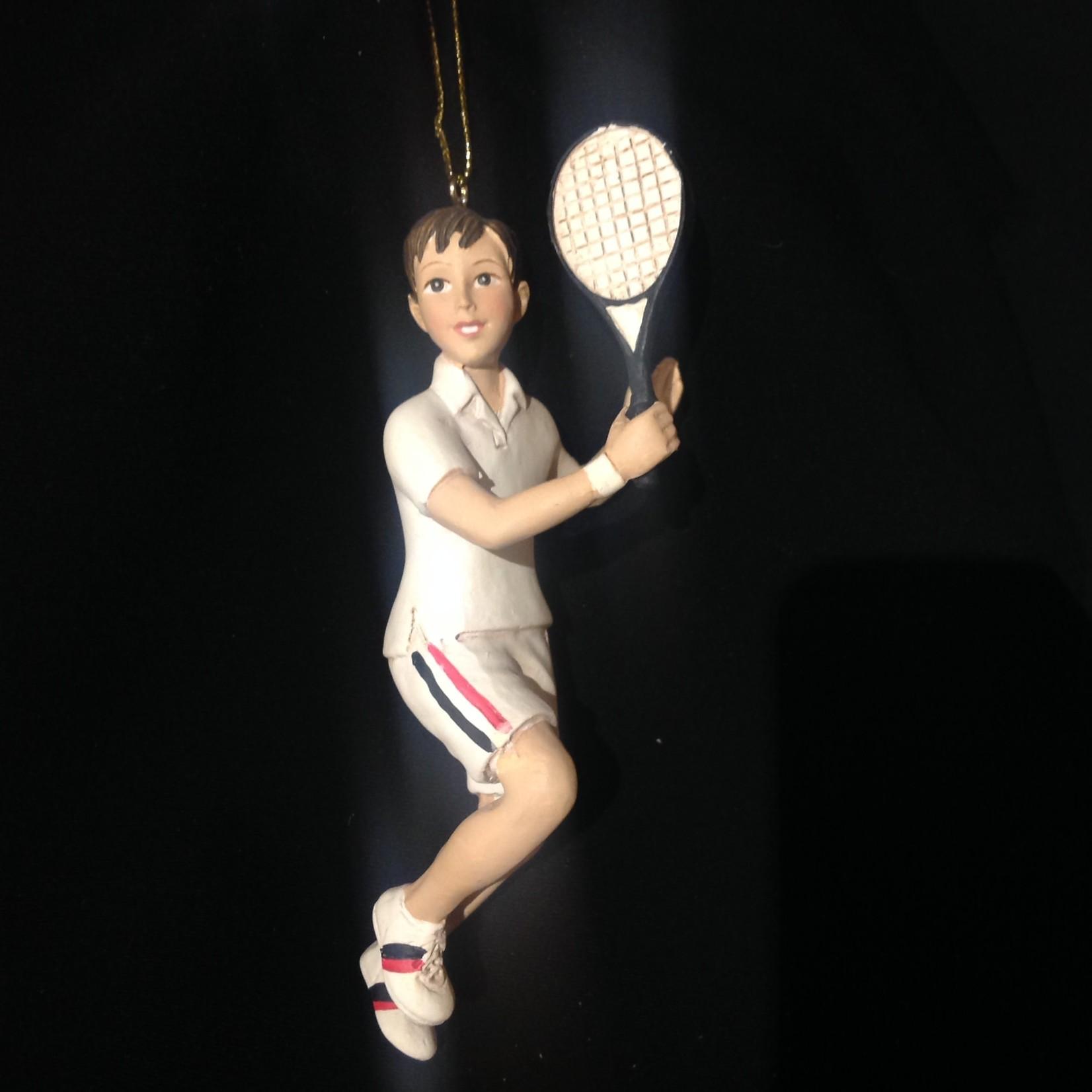 Boy Tennis Orn