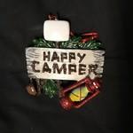 **Happy Camper Sign