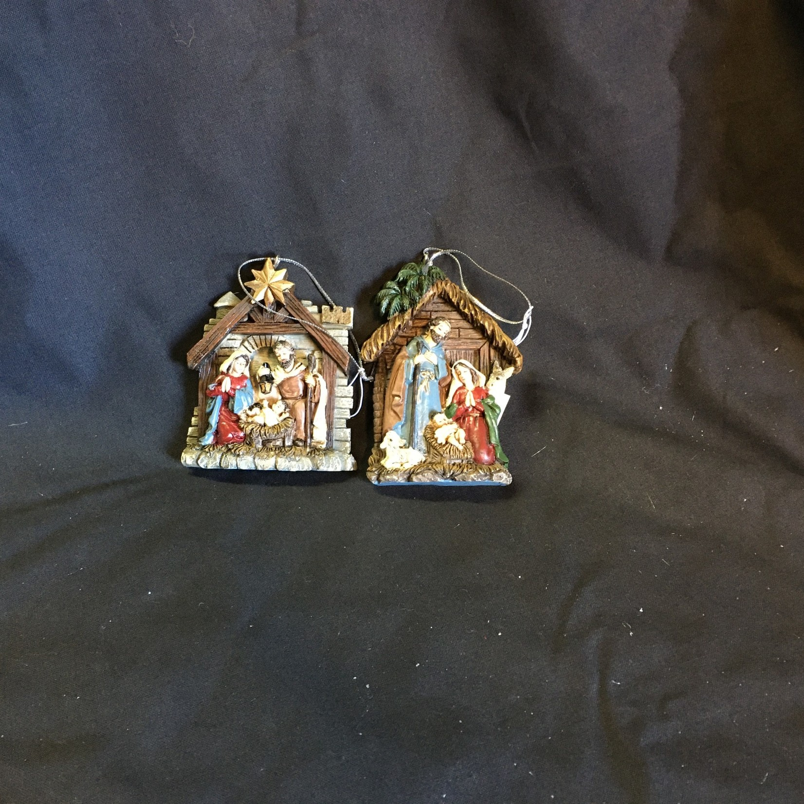 """4"""" Holy Family in Stable Orn 2A"""