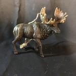 """4"""" Moose Ornament"""