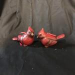 "5"" Cardinal Ornament 2A"