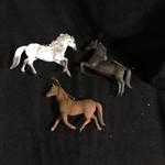 """4"""" Horse Ornament 3A"""