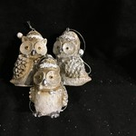 Frosted Pinecone Owl 3A