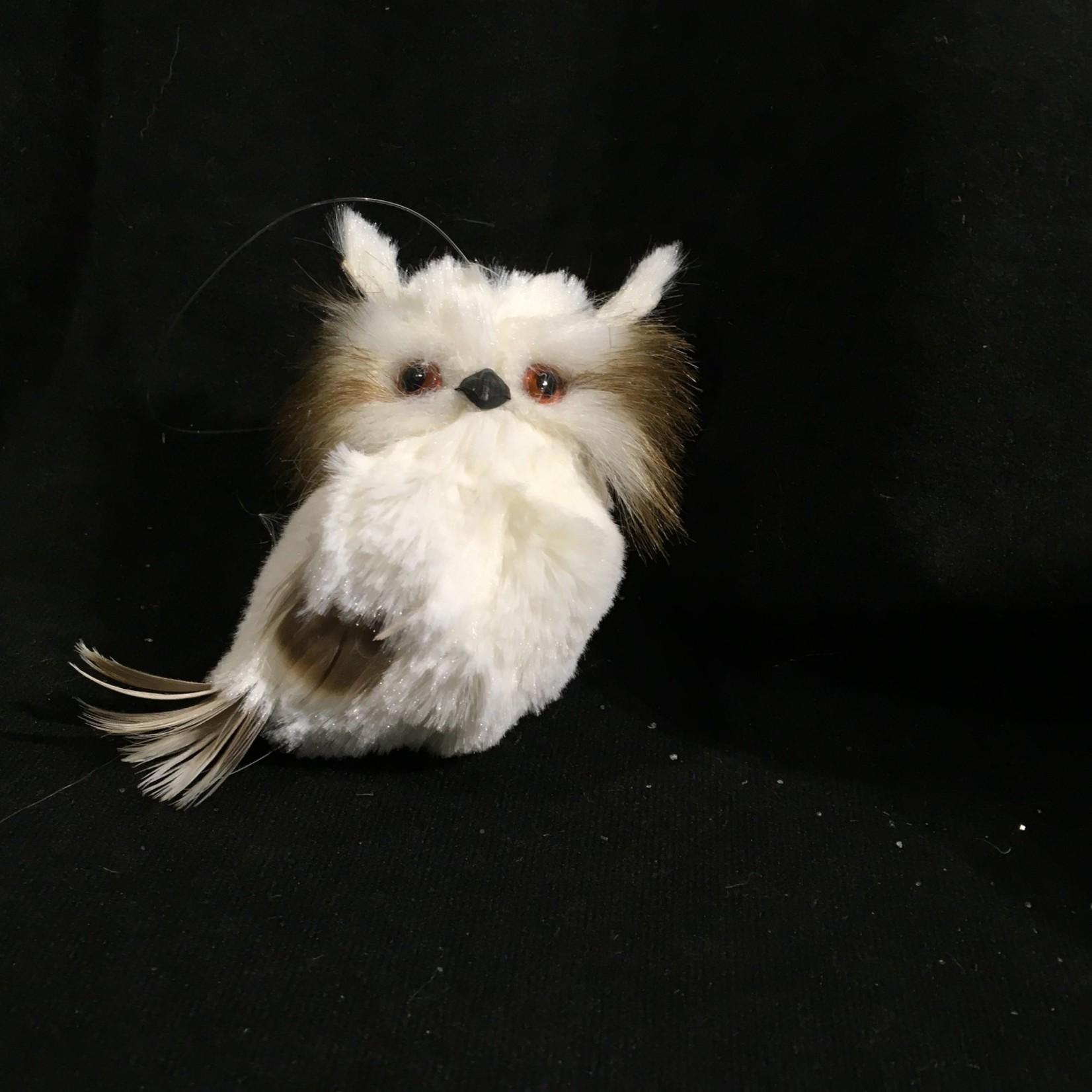**Cream & Brown Owl