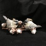 Chickadee on Cotton Branch 2A