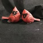 """5.5"""" Cardinal Figurine 2A"""