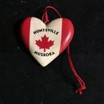Custom Huntsville/Muskoka Heart