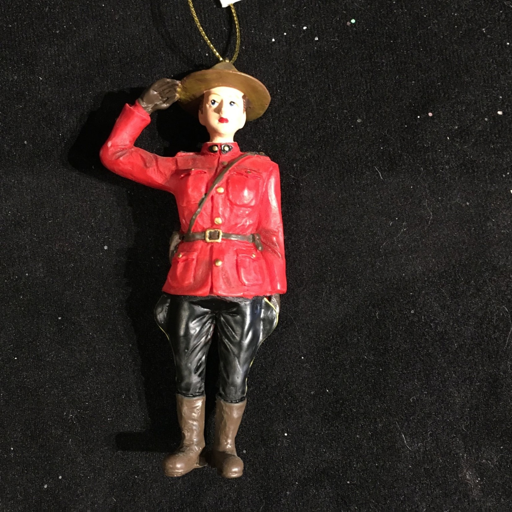 RCMP Female Orn