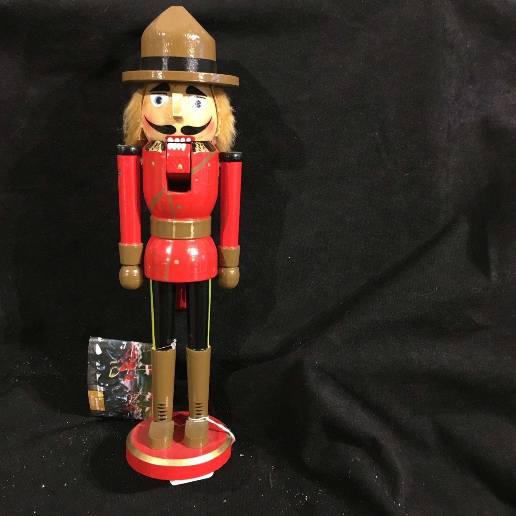 """14"""" RCMP Nutcracker"""