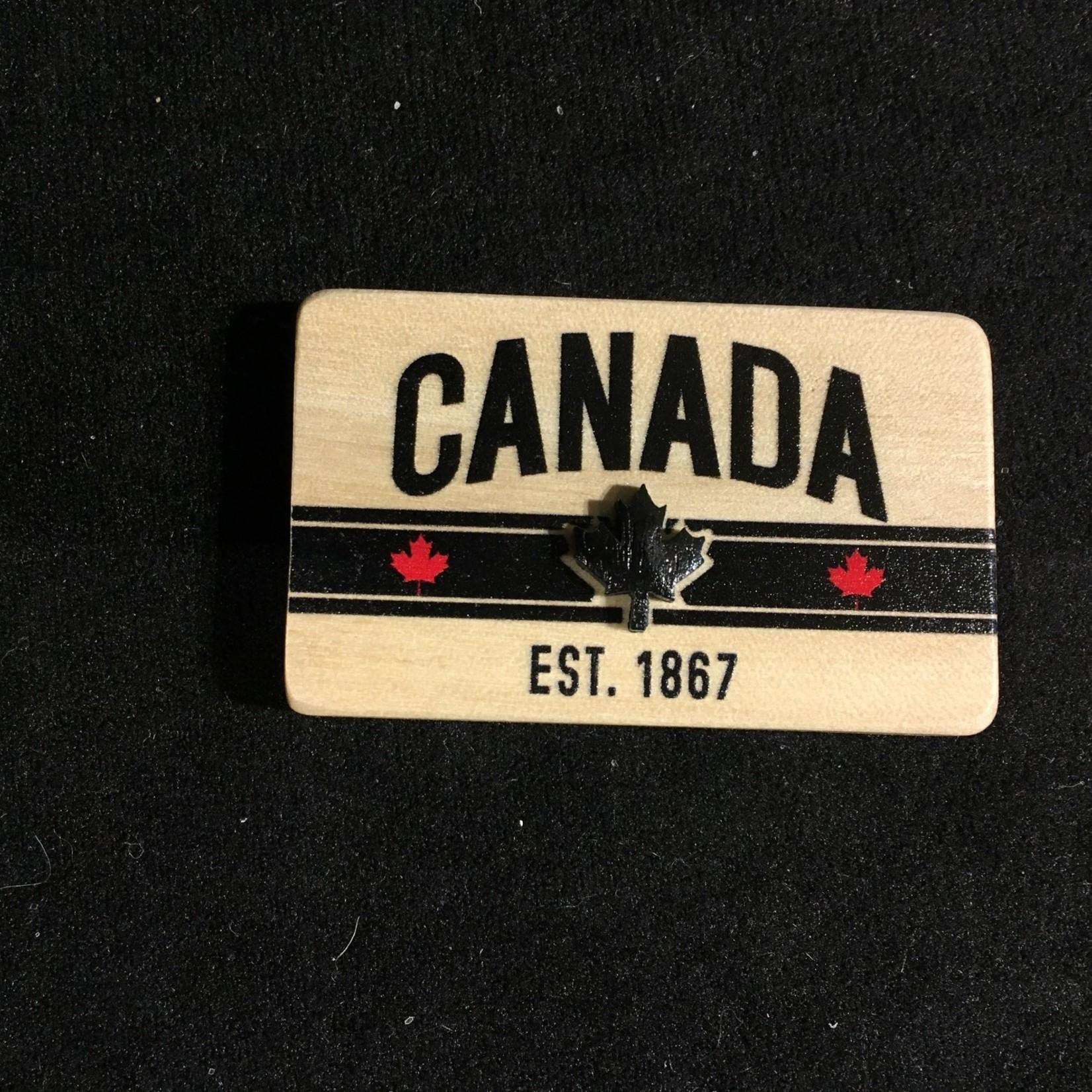 Canada Est. 1867 Magnet