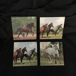 Horse Stoneware Coasters (4 Pk)