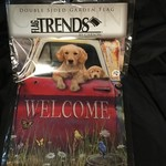 Flag - Welcome Golden Retrievers