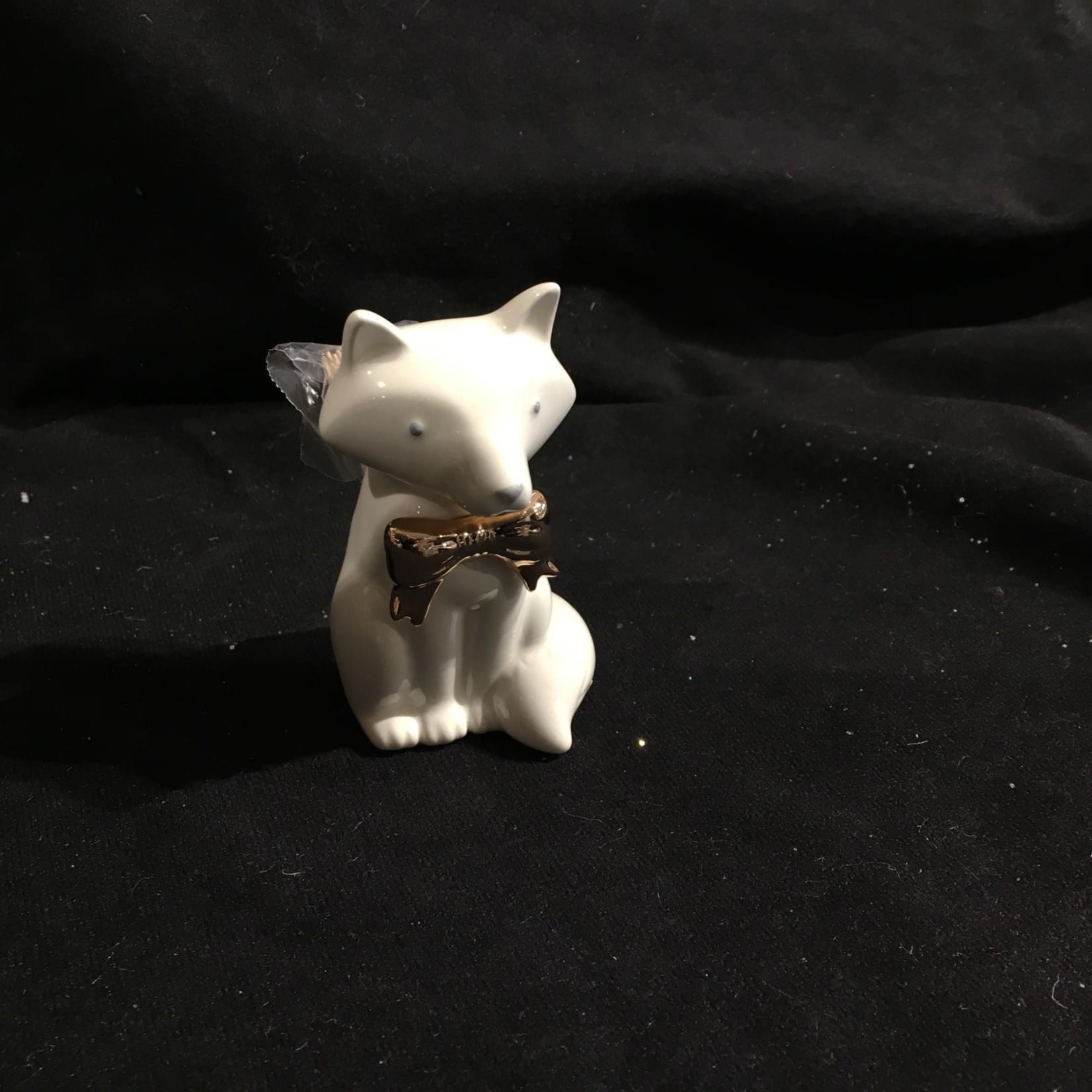 Fox Toothpick Holder