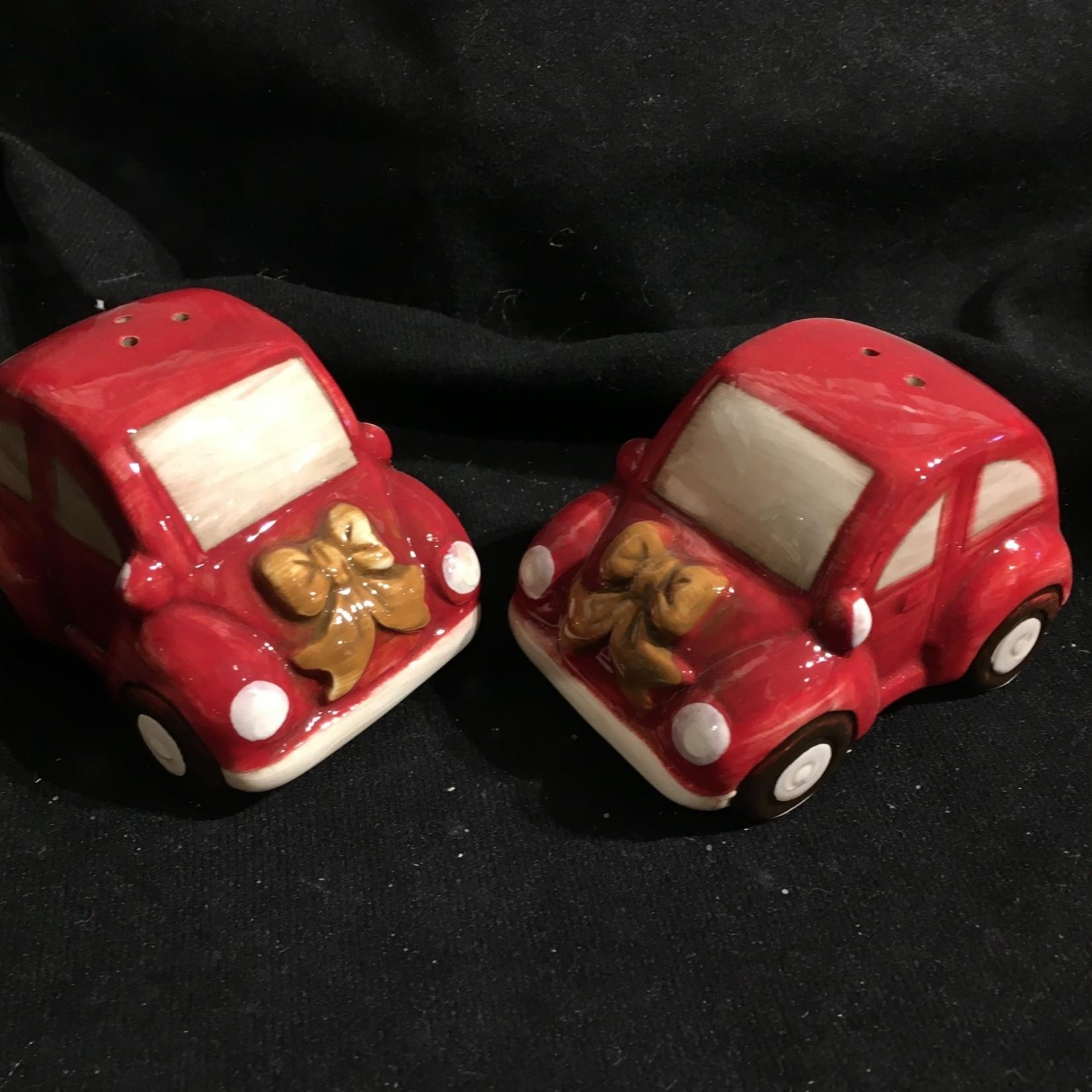 Red Car Salt & Pepper