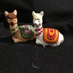 Resting Llamas Salt & Pepper