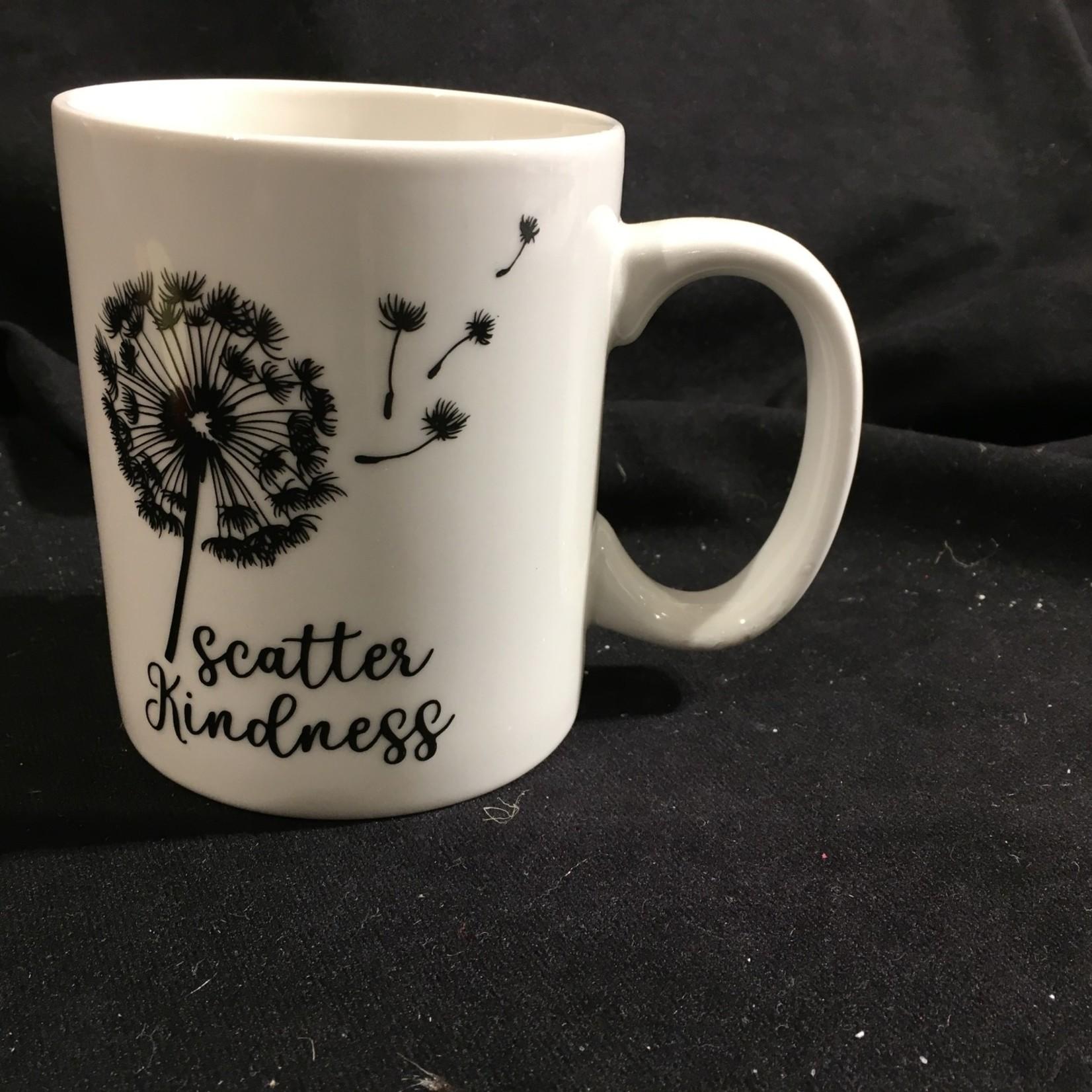 Scatter Kindness XL Mug
