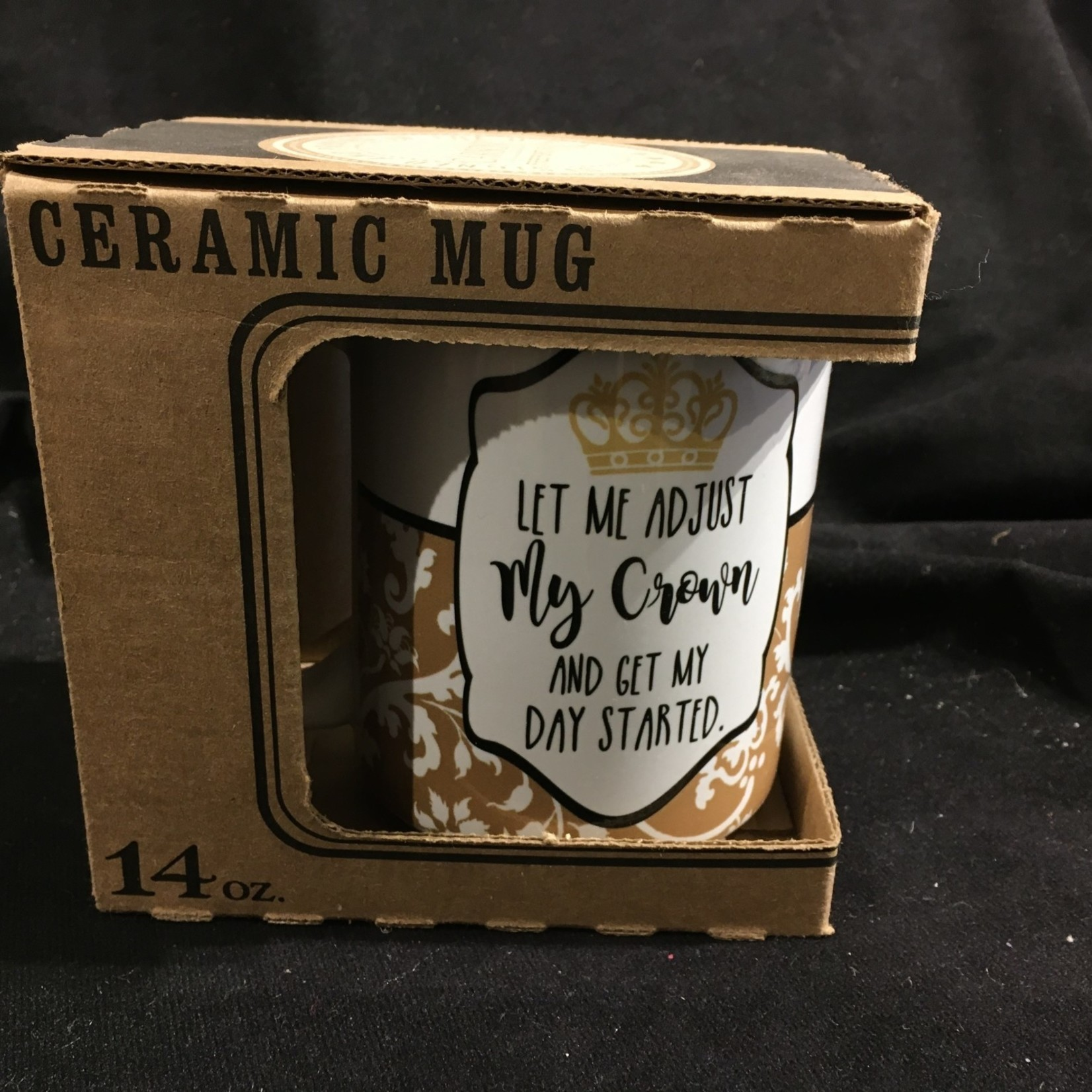 Boxed Mug - My Crown