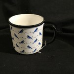 White/Blue Jay Mug