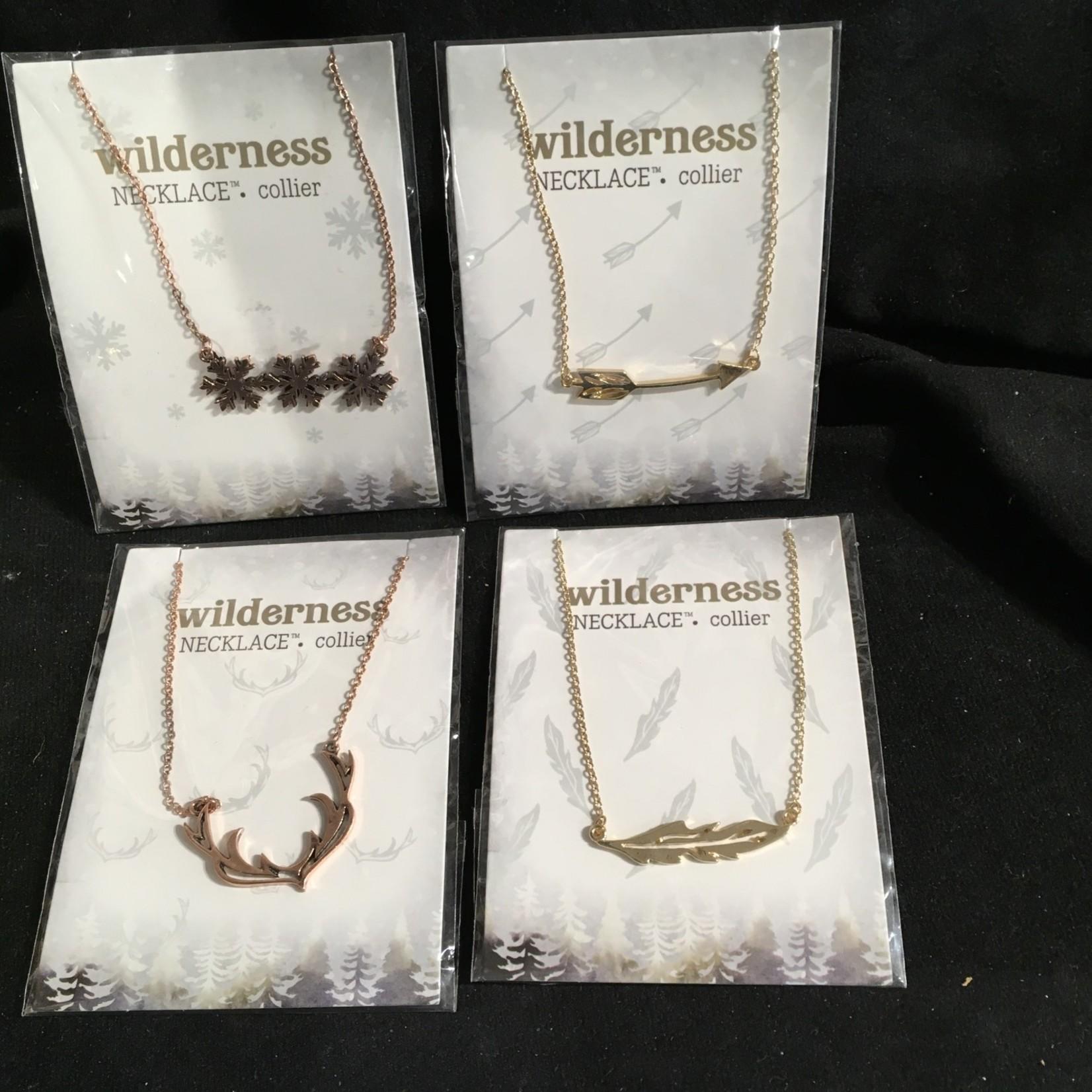 **Wilderness Necklace 4A