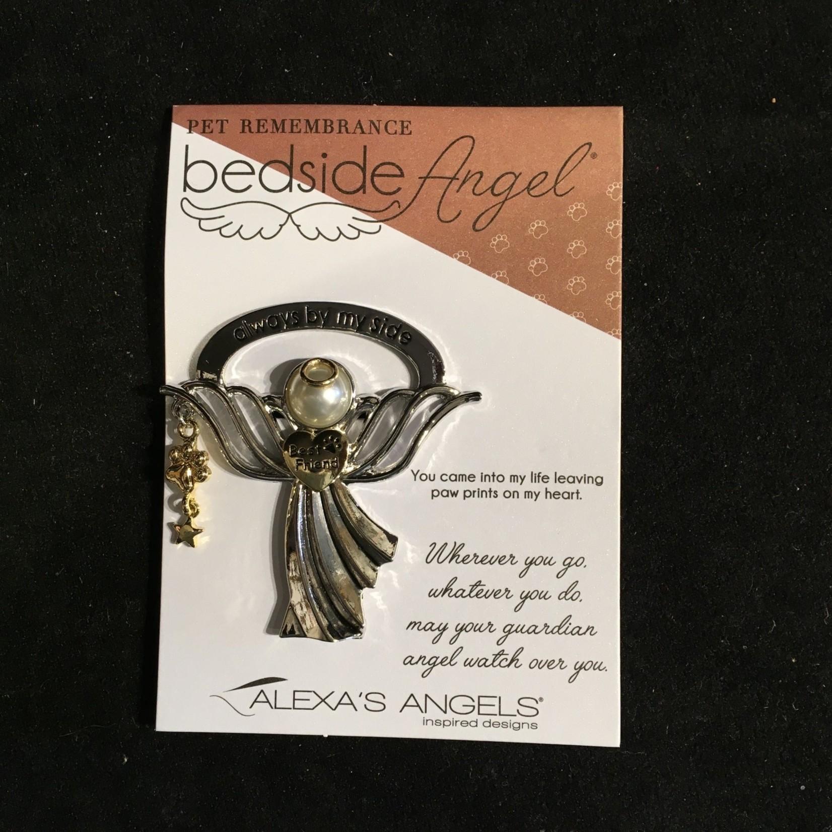 Pet Remembrance Bedside Angel