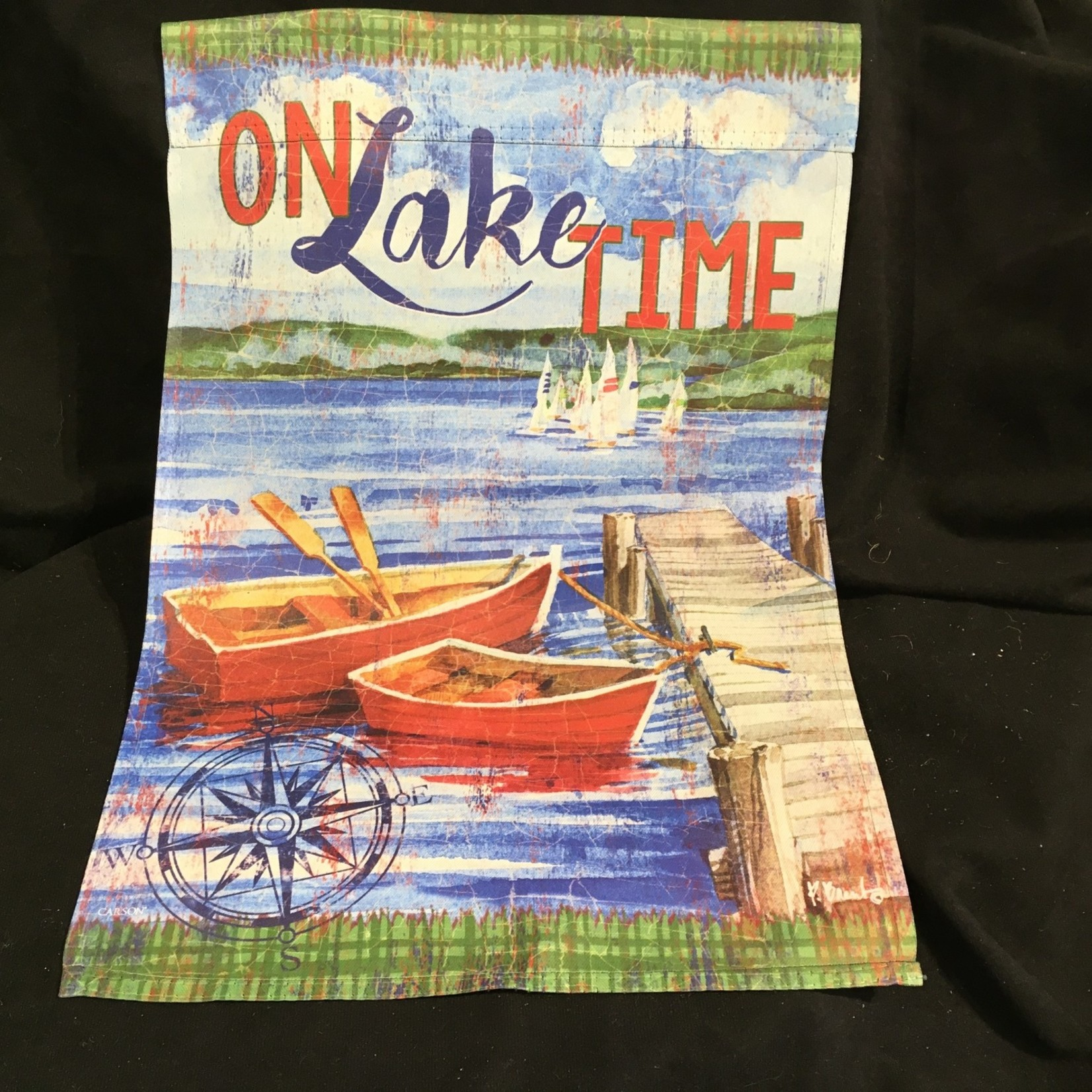 Flag - Lake Time