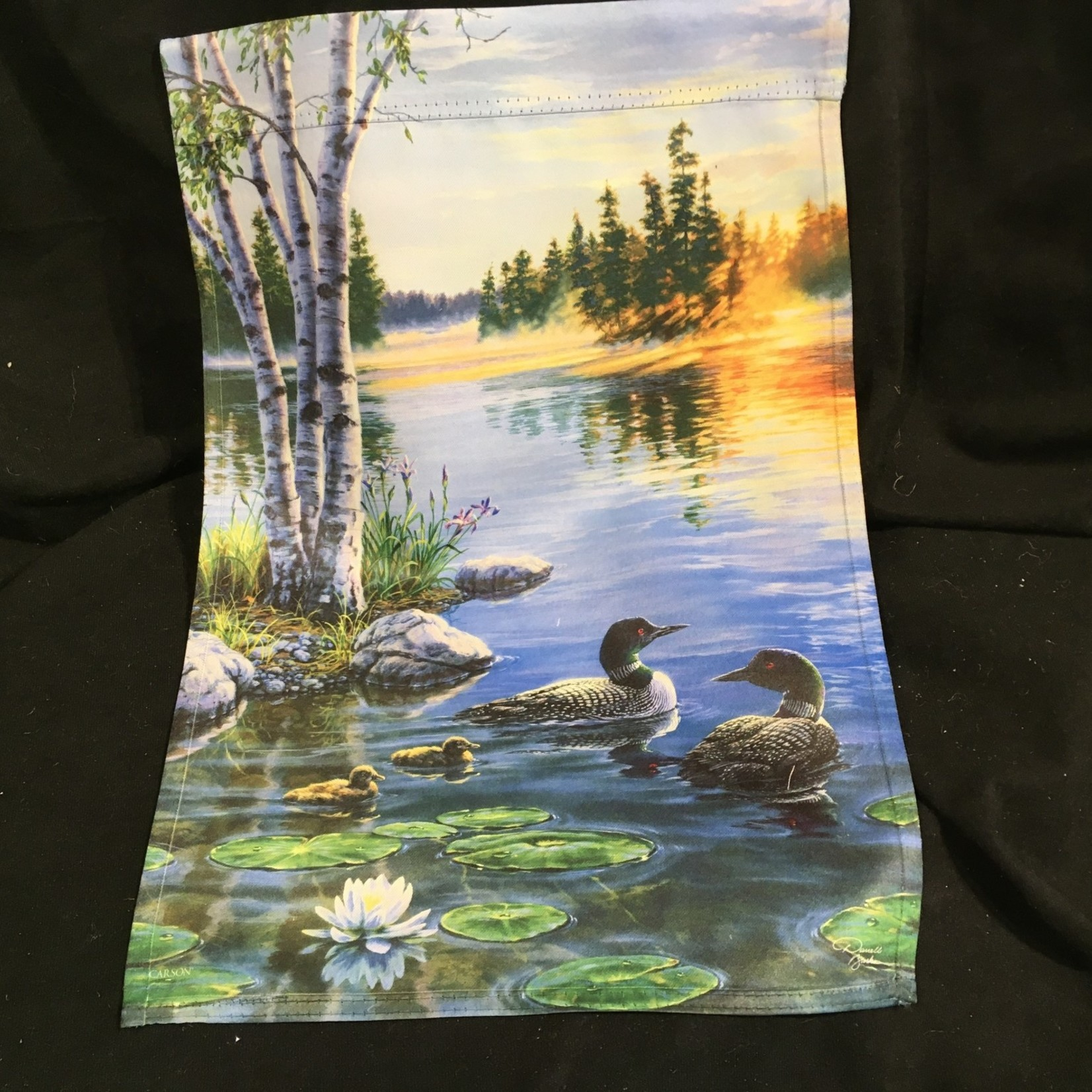 Flag - Morning on the Lake