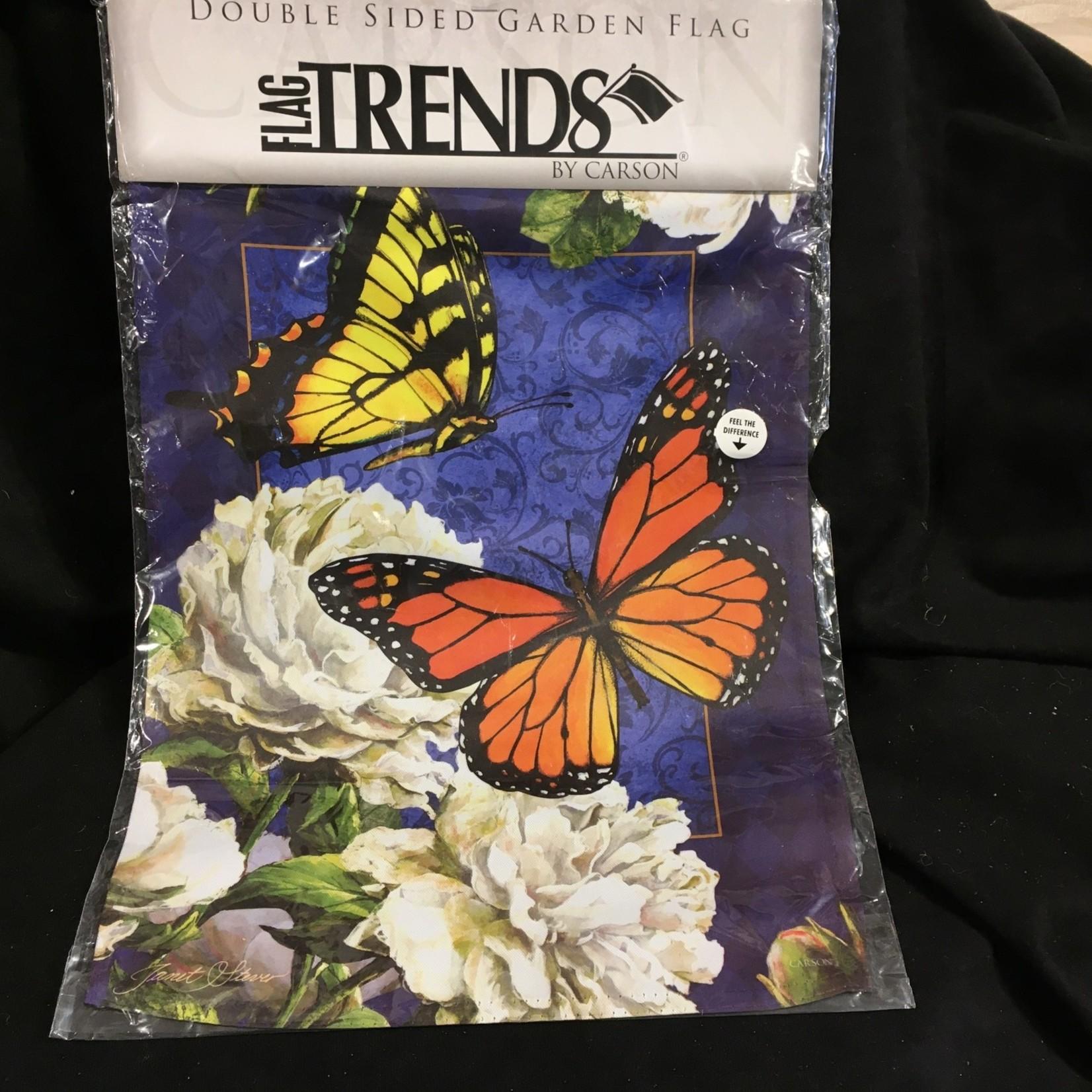 Flag - Butterflies