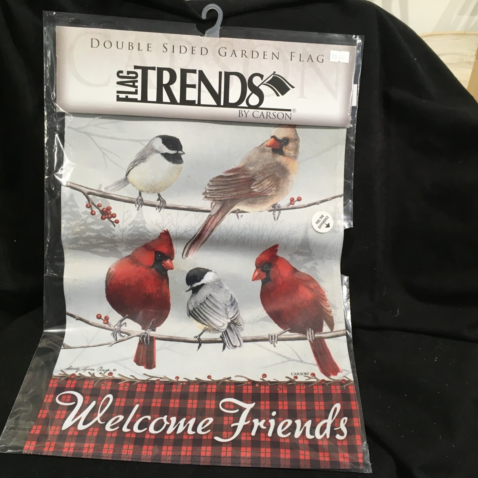 Flag - Welcome Friends
