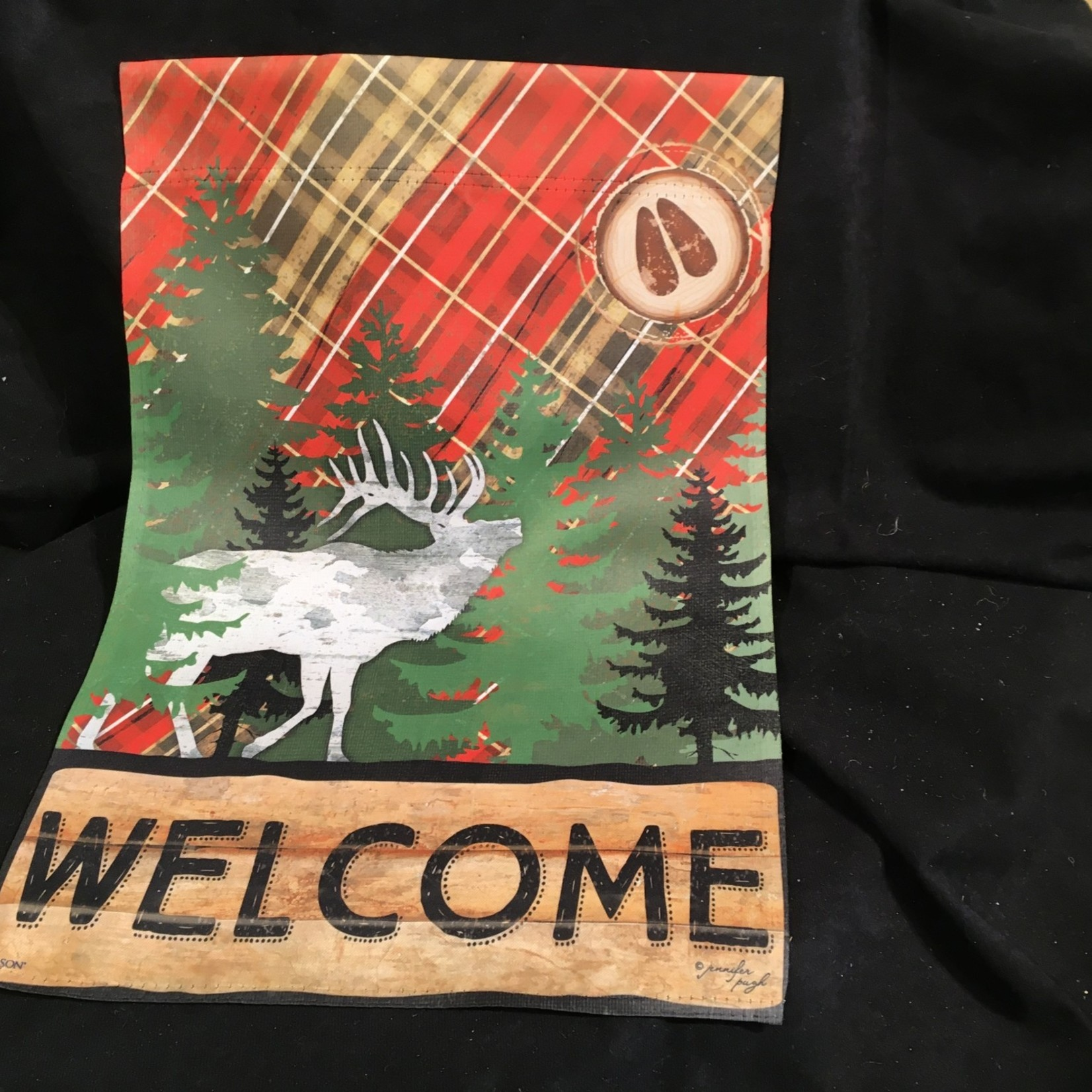 Flag - Wilderness Welcome